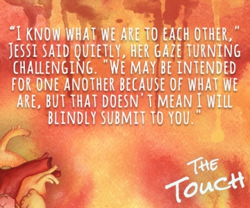 Teaser 3 The Touch