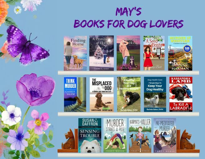 8 Authors Of Books For Dog Lovers May Promo.jpg