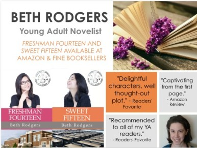 Beth Rodgers Author Poster