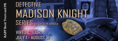 Detective Madison Knight Series Tour RABT Summer 2019 (1)