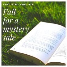Fall for a mystery sale 4