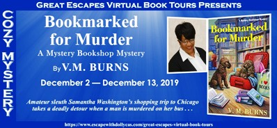 BOOKMARKED FOR MURDER BANNER 184