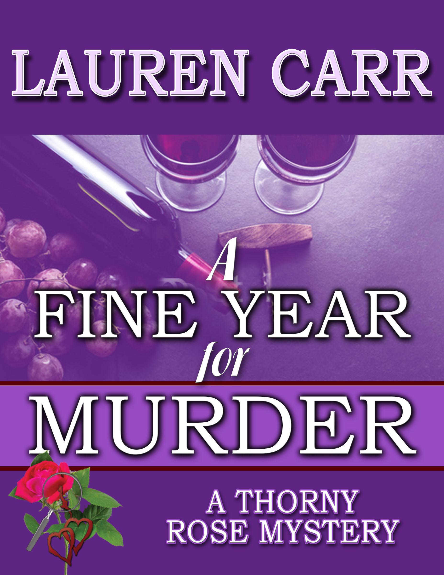 Fine Year for Murder