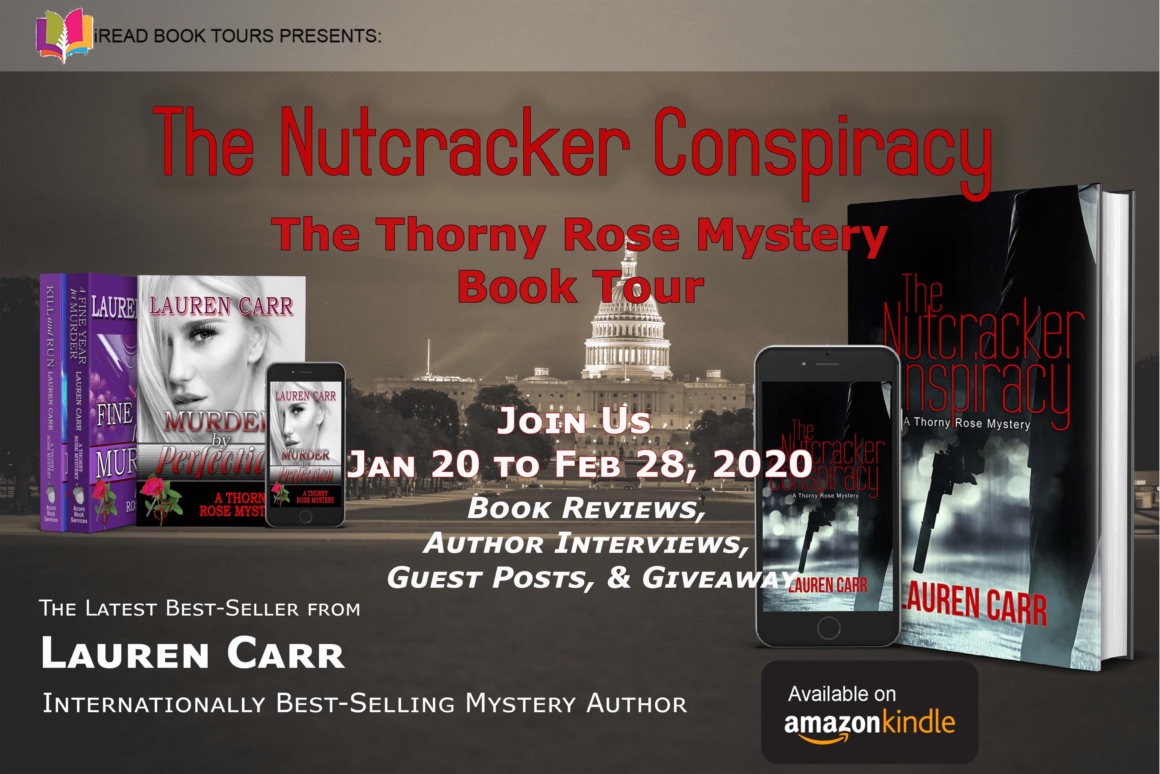 Nutcracker Conspiracy Tour Banner New Release