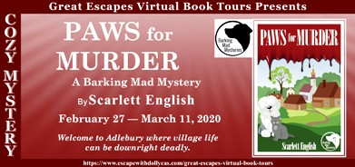 PAWS FOR MURDER BANNER update 2 184
