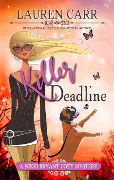 killer deadline eBook cover