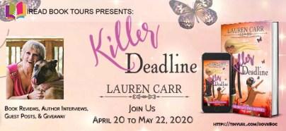Tour Banner KILLER DEADLINE